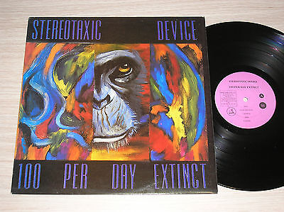 Sterotaxic Device - 100 Per Day Extinct - Lp 33 Giri Belgium
