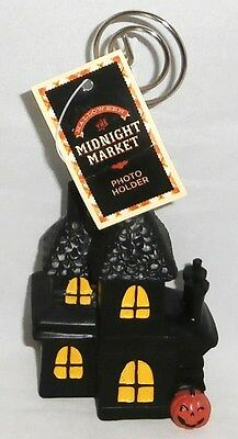 Halloween Photo Holder  Haunded House