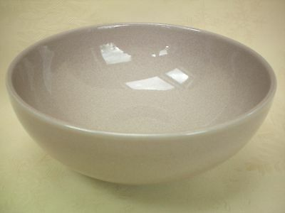 "Denby Light & Shade Parchment Cereal Bowl 6.5"" dia Several Available Ex Cond"