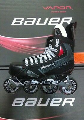 Bauer X40 Inline Roller Hockey Skates Junior and Senior Sizes