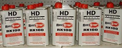 Ruststop Clear Coat System Rx200 Great On 4Wd's 4X4's Stop Rust Now Very Easily