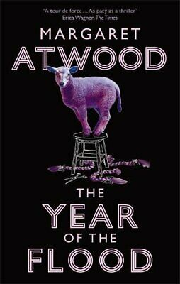 The Year Of The Flood (The Maddaddam Trilogy) by Atwood, Margaret Paperback The
