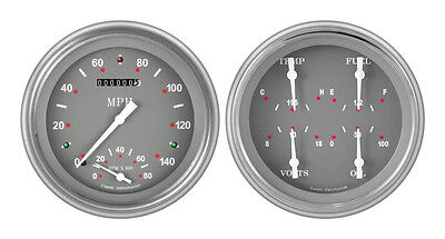 Classic Instruments 51-52 Chevy Car Package w/ SG Series Gauges Dash Insert Tach