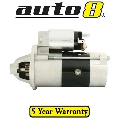 New Starter Motor to fit Jeep Cherokee XJ Turbo 2.5L Diesel VM 1997 to '01