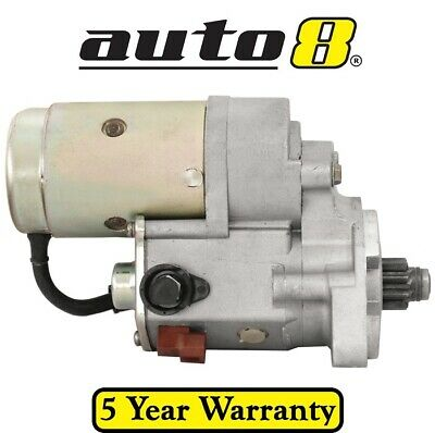 New Starter Motor to fit Hyundai Sante FE CM 2.2L Diesel D4EB 2006 to '09