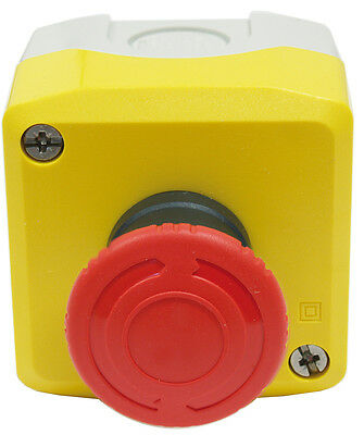 Brand New EMERGENCY STOP SWITCH Industrial / Workshop Quality 12 or 24volt