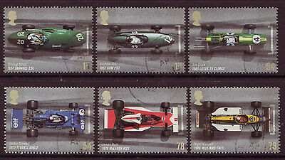Great Britain 2007 British Grand Prix Fine Used
