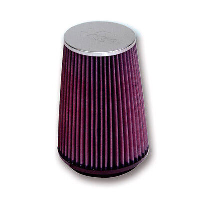 K&N Universal Round Tapered Air Filter - Race/Racing/Rally/Track/Kit Car