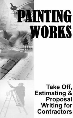 Painting Estimating Software Estimate Proposal for Paint Contractor Business CD