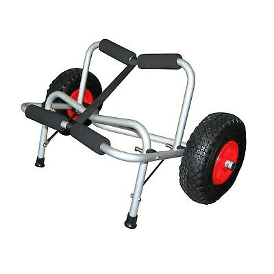Kayak Trolley - Foldable Canoe and Kayak Trolley/Dolly