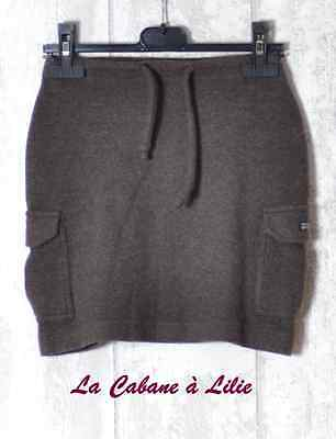 ♥ Jupe Marron AMERICAN OUTFITTERS 10 Ans ♥ D245