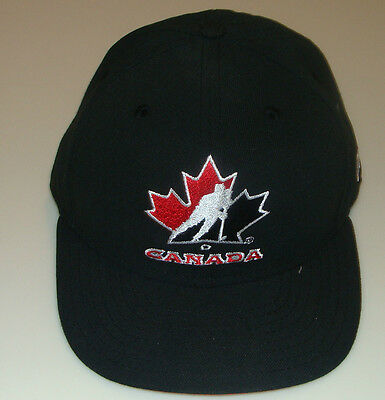 Team Canada IIHF World Juniors Hockey Olympics 7 7/8 New Era 59fifty Hat Cap