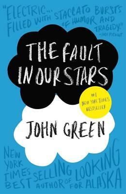 The Fault in Our Stars - John Green - 9780141345659