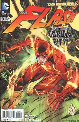 Flash, The - Vol. 4 Nr. 9 US 1:25 Tony Daniel Variant Cover Edition