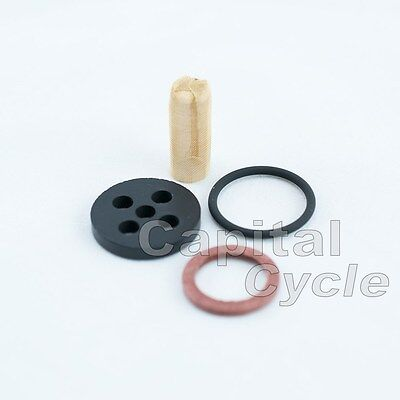 Karcoma Petcock Pet Cock Rebuild Kit BMW R100 R90 R80 R75 R60 R50 Carb bing