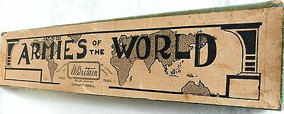 BRITAINS ARMIES OF THE WORLD BOX  SOLDIERS BRITISH BATTLE