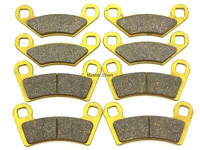 Brake Pads For Polaris Front Rear 800 Ranger RZR 2010 2011 2012 2013 800RZR