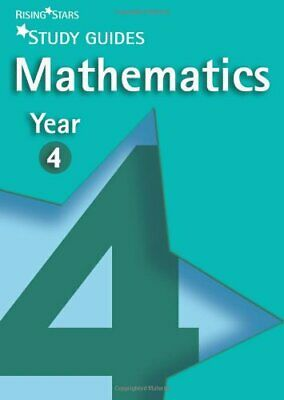 Rising Stars Study Guides: Maths Years 4 (Rising Stars S... by various Paperback