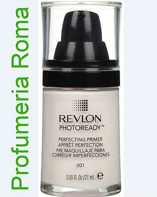 REVLON PRIMER VISO 27 ml - PHOTOREADY PERFECTING PRIMER BASE MAKEUP