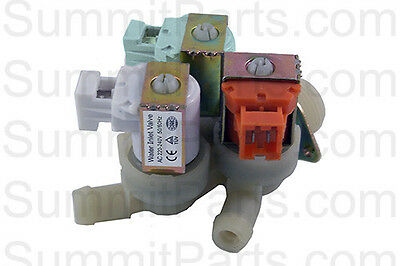 Valve - Inlet valve 3 way, 110V for Wascomat washers 823604N - 823654N