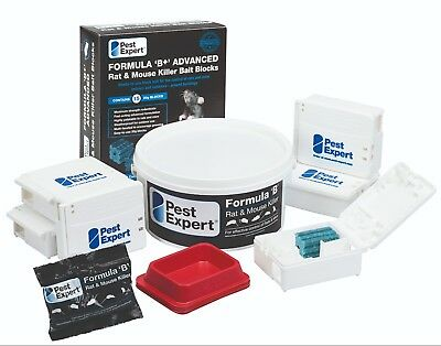 Pest Expert® Mouse Poison Kit 1 (Pest Expert)