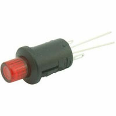 Latching Push Button Switch With LED Indicator