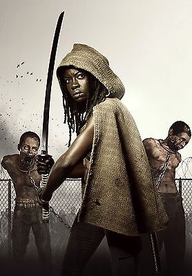 THE WALKING DEAD Season 3 Cast POSTER WALL ART PRINT A4 / A3- BUY 2 GET 1 FREE!