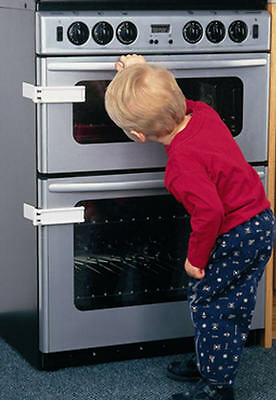 Child baby safety locks proofing sliding glass cabinet microwave oven childproof