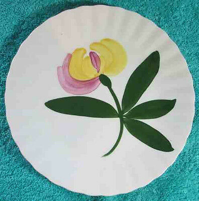 BLUE RIDGE POTTERY - TESS - LUNCH PLATE(s) VINTAGE 012414