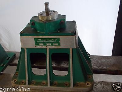 Commander Multiple Spindle Drill Head, Model 8-12