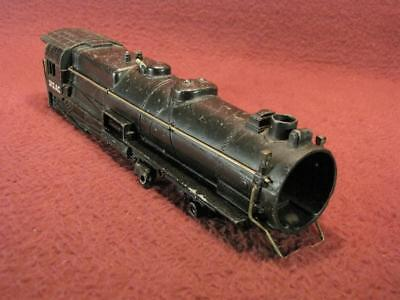 S American Flyer 312-Ac Steam Locomotive Diecast Boiler/cab Shell