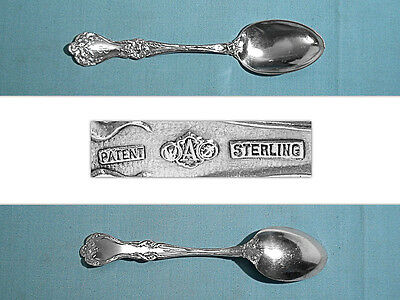 Alvin Sterling Teaspoon(S) ~ Majestic ~ Mono B