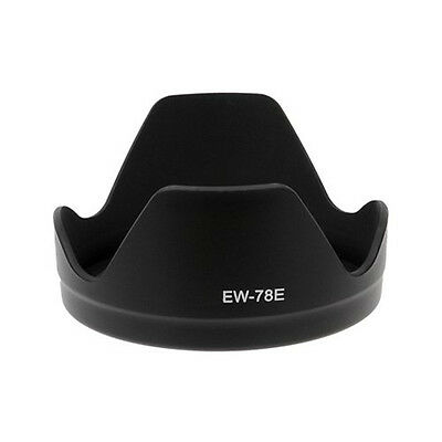 EW-78E Lens Hood for CANON EF-S 15-85mm f/3.5-5.6 IS USM