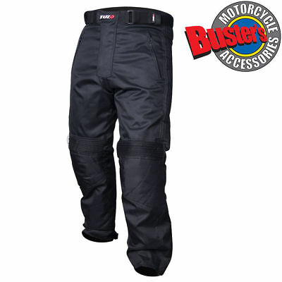 Tuzo Comfort Motorcycle Waterproof Textile Trousers Thermal Liner Pants