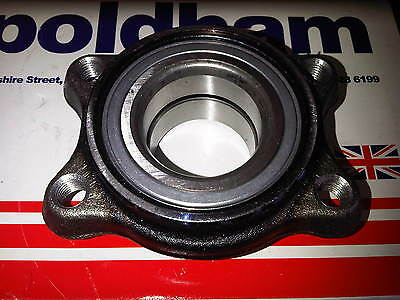 AUDI A6 1.8 1.9 2.0 2.4 2.5 2.7 3.0 1997-05 1x BRAND NEW FRONT WHEEL BEARING