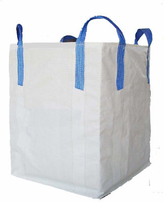 SAC POLYPROPYLENE TISSE BIG BAG bigbag 900X900X1100 CHARGE 1500 KG