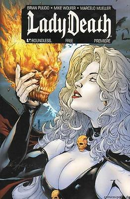 Lady Death Premiere Edition US
