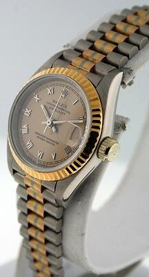 ROLEX MASTERPIECE TRIDOR 18k Yellow, White and Rose Gold