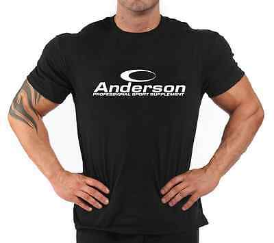 """T-Shirt Bodybuilding Fitness Palestra """"Anderson"""""""