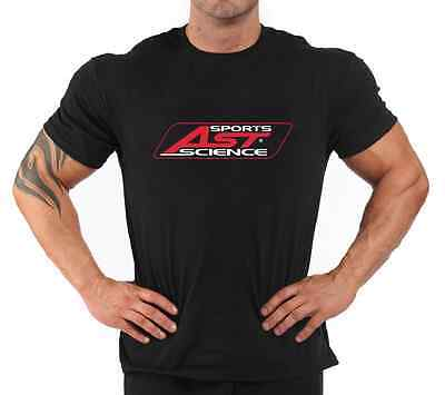 """T-Shirt Bodybuilding Fitness Palestra """"Ast Science"""""""