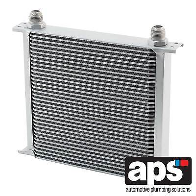 APS Gearbox / Diff / Engine Oil Cooler 34 Row 235mm - 10AN JIC Male Fittings