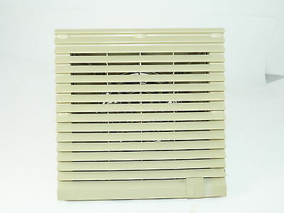 Rittal SK3323115 115v 50/60 Hz Fan And Filter Unit Used