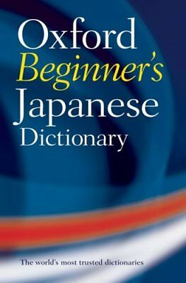 Oxford Beginner's Japanese Dictionary by Oxford University Press (Paperback,...
