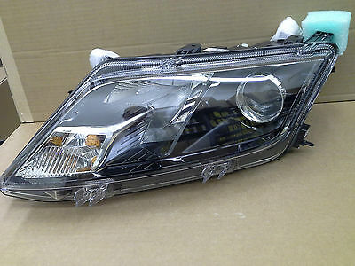 2010-2012 Ford Fusion driver side headlamp assembly OEM left side