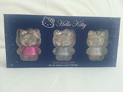 Brand New Hello Kitty Diamond Icon Gift Set