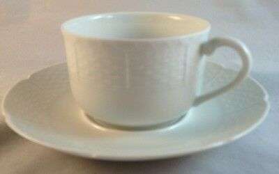 Limoges Raynaud Ceralene OSIER cup & saucer ( 5 available )