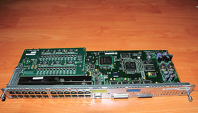 Cisco StackWise EtherSwitch NME-XD-24ES-1S-P service module 6MthWty TaxInv 3845
