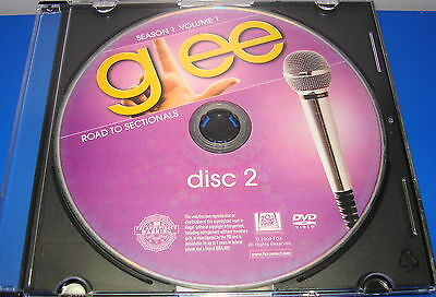Glee First Season 1 Volume 1 Disc 2 Only Replacement Disc