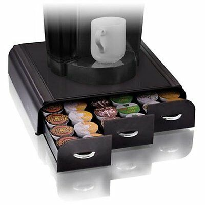Coffee Pod Drawer 36 capacity, Black TRY01BLK