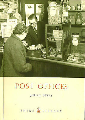 PHILATELY : Post Offices - STRAY - SHIRE LIBRARY